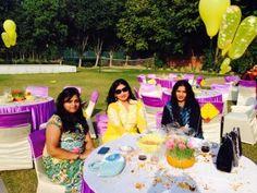 basant panchami theme party