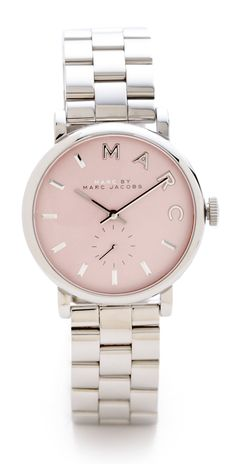 This is so cute. Marc by Marc Jacobs Baker Watch | SHOPBOP