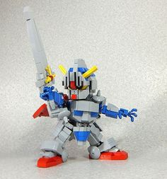 Friday Night Fights SD Gundam