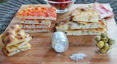 Un condominio in cucina: La pizza bianca, ma anche rossa e pure bianco-rossa!