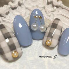 Sassy Nails, Trendy Nails, Sun Nails, Natural Nail Designs, Nails Now, Uñas Fashion, Kawaii Nails, Manicure Y Pedicure, Japanese Nails