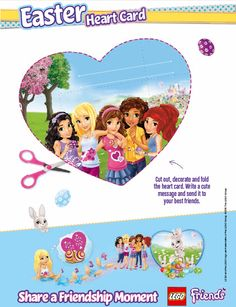 178 Best Lego Friends Printables Images In 2016 Lego