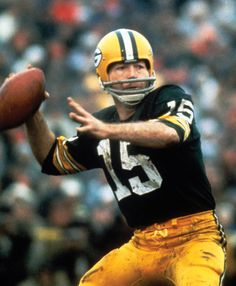 Bart Starr, Green Bay Packers. Class of 1977.
