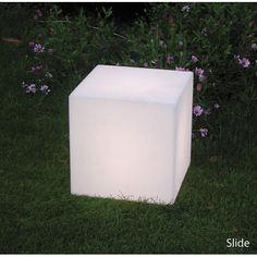 Dekorativer Leuchtwürfel Cubo 73cm