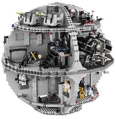 The Ultimate Lego Star Wars Set - The Death Star! Available for under $400 ! Read more about at http://www.squidoo.com/trending-toys-for-christmas#module167216256