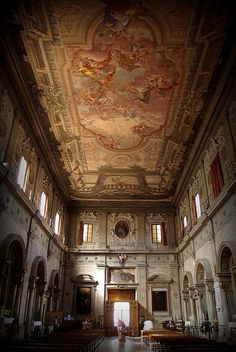 Catholic Church in firenze