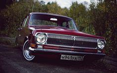 GAZ 24 Volga #GAZ24 #volga