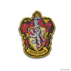 Gryffindor Crest™ Embroidered Patch