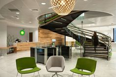 BP Oil New Zealand - Auckland Head Office - Office Snapshots