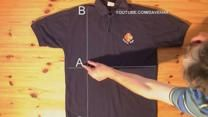 Life Changing: Video Shows You 'How to Fold a Shirt in 2 Seconds'
