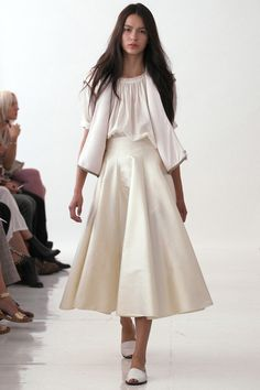 Organic by John Patrick Spring 2014 Ready-to-Wear Collection // Style.com