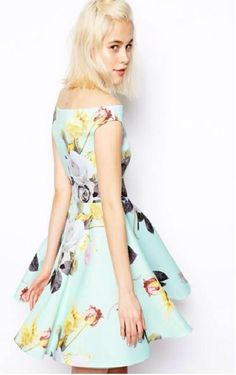 [New In - Premier]   Feature our new in Helena slash neckfloral A-line piece, definitely a piece suitable for functions. Get one for your next function now.   *************************************************** To place your order or enquiry, PM us.  Color: As picture shown Size: XS/S/M/L/XL/XXL PO-641 Price: $47.90 ***************************************************