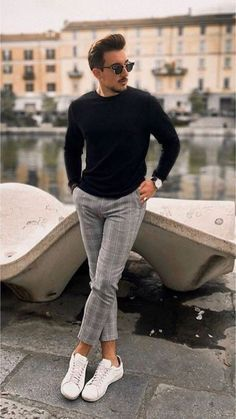 10 trendy fall fashion outfits for men to stylize with 3 Just keep calm and read about these sexy Fall Fashion Outfits for Men as to make your girl stare at your incomparable hotness making you pose a disastrous Best Casual Outfits, Stylish Mens Outfits, Fall Fashion Outfits, Mode Outfits, Autumn Fashion, Fashion Ideas, Trendy Fashion, Fashion 2018, Fashion Men