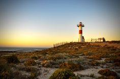 Lighthouse Hondeklipbaai, South Africa by Kirf Janke, via 500px