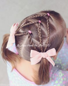 68 LOVELY BRAIDED HAIRSTYLES FOR CHILDRENS – Page 57 of 68 braided hairstyle、children、kids、for school、little girls、children's hairstyles、for long hair Braided hairstyles for childrenBraided hairstyle, childrenBraided hairstyles for Childrens Hairstyles, Cute Hairstyles For Kids, Little Girl Hairstyles, Summer Hairstyles, Teenage Hairstyles, Trendy Hairstyles, Hairstyles 2016, Hair Dos For Kids, School Hair Styles For Girls