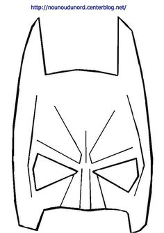 Carnival Crafts, Carnival Masks, Carnival Costumes, Mardi Gras, Superhero Mask Template, Coloring Sheets, Coloring Pages, Batman Mask, School Carnival