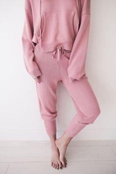 Pink Chloe Sweats