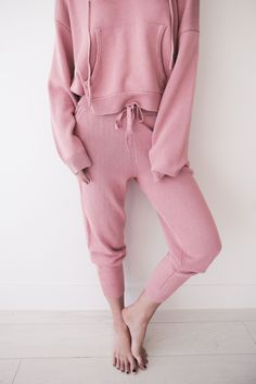 Pink Chloe Sweats