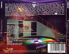 Prince | 1993-94 - Interactive CD-ROM Back 2