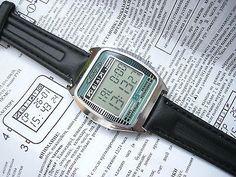 ELEKTRONIKA Digital Watch