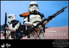 Hot Toys x Star Wars: 1/6 SANDTROOPER. Official Photoreview, Full English Info http://www.gunjap.net/site/?p=245112