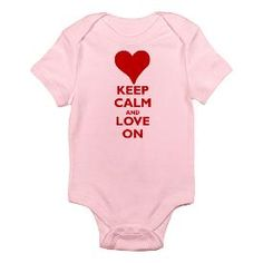 Perfect Valentine's Day baby outfit!