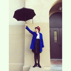 Just a spoonful of sugar ❤️ #marypoppins #bookcharacterday #supercalifragilisticexpialidocious #halloweencostume #halloween2015 #marypoppinscostume #disney #wfsboo