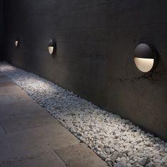 Die cast aluminium Wall Lamp GIANO - FLOS