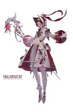 FFXIV FanArt by bom Yeon - Your Daily Dose of Amazing beautiful Creativity and Digital Art - Fantasy Characters: Archers Assassins Astronauts Boners Knights Lovers Mythology Nobles Scholars Soldiers Warriors Witches Wizards Fantasy Character Design, Character Design Inspiration, Character Concept, Character Art, Concept Art, Ffxiv Character, Final Fantasy Artwork, Final Fantasy Characters, Final Fantasy Xiv