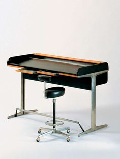Fantastisch George Nelson, Perch Desk , 1964