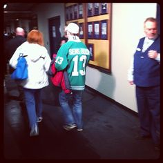 Always nice to see a St. Pats jersey at the ACC St Pats, Best Fan, Toronto Maple Leafs, Fans, Nice, Instagram Posts, Jackets, Fashion, Down Jackets