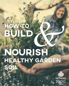 How to Build & Nourish Healthy Garden Soil