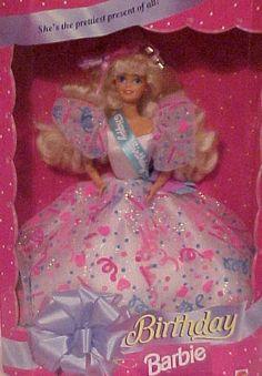 1994 Happy Birthday Barbie