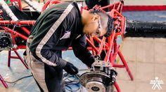 puesta a punto Escuderia CIMM RACING TEAM Regional Boyaca #1