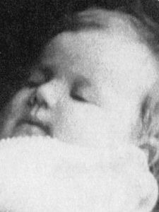 Nijmegen Catholic bombing at her house, asleep in her crib 2 months old 2 Month Olds, 2 Months, Infants, Wwii, Catholic, Van, History, House, Young Children
