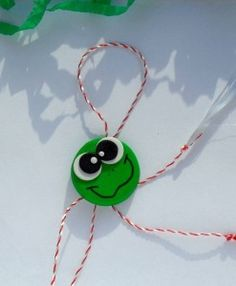 Baba Marta, Crafts For Kids, Arts And Crafts, Perfect Party, Felt Crafts, Crochet Baby, Polymer Clay, Activities, Herbalife