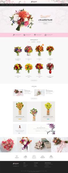 Modern, Flower, Nature, Bouquet, Wedding, Gifts, Art, Crafts, Home Decor, Furniture, Grocery, Accessories, Kitchen, Toys, Fashion, Apparels, minimal and multi purpose stores