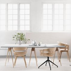 DESIGN HOUSE STOCKHOLM Wich Chair  #interior #chair #wood #nordic #scandinavian #nordic #table