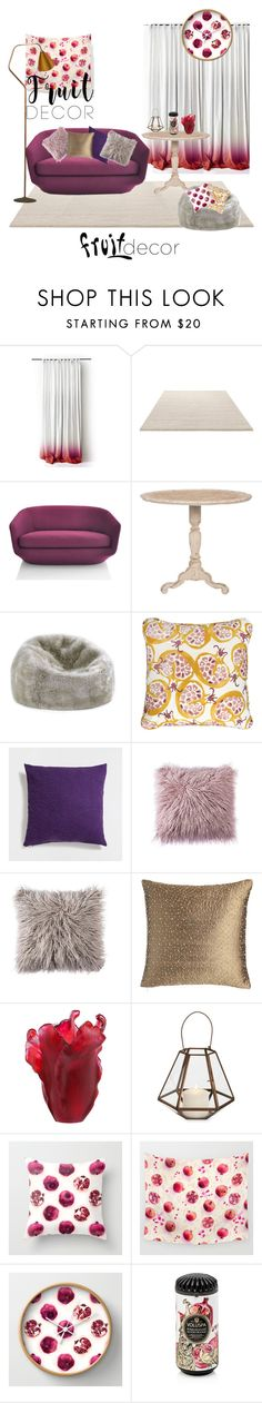 """""""Untitled #54"""" by aiyana-spn on Polyvore featuring interior, interiors, interior design, home, home decor, interior decorating, ESPRIT, Aidan Gray, Dot & Bo and Zara Home"""