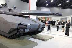 """PL-01 CONCEPT """"STEALTH TANK"""" - DIRECT SUPPORT VEHICLE FOR OBRUM (PGZ SA) MODEL  design by SOKKA"""