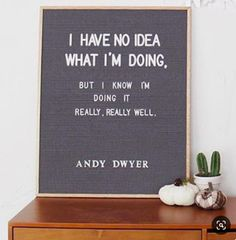 Funny letter board quotes