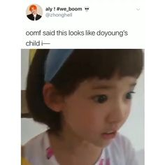 Lemme introduce (future) Doyoungs precious little daughter All Meme, Meme Meme, Nct Dream Renjun, Funny Kpop Memes, Bts Memes, Nct Life, Nct Doyoung, Perfect Boy, Quality Memes