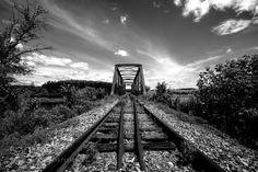Old Railway Bridge -