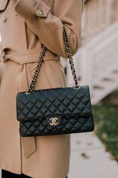 Chanel Classic Flap Handbags – Purses And Handbags Totes Luxury Bags, Luxury Handbags, Fashion Handbags, Fashion Bags, Luxury Purses, Designer Handbags, Fashion Purses, Best Designer Bags, Chanel Fashion