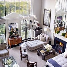 South Shore Decorating Blog: 30 Rooms I Love