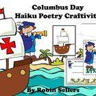 Columbus Day Poetry Unit: Have fun with poetry as you teach your students to write a haiku about Columbus Day using this resource complete with four craftivities...