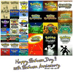 On instagram by s9un #gameboy #microhobbit (o) http://ift.tt/1n9l0DQ Pokémon Day..!! thank you Pokémon and all of their creators for 20 years has been accompanied us..!!!  #Pokemon #Pokémon #Pokemon20 #Pokemon20thAnniversary #Nintendo #GameFreak #CreaturesInc #Game #GameBoy #GameBoyColor #GameBoyAdvance #GameBoyMicro #GB #GBC #GBA #NDS #3DS #NintendoDS #N64 #Wii #console #figure #tcg #Bandai #Takara #Tomy #Amiibo