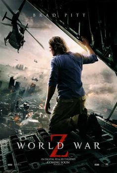 Movie Review: World War Z (2013)   http://www.moviefiednyc.com/2013/06/world-war-z-review-by-george-bell.html