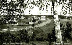 Värmland Årjängs kommun Töcksfors 1940-talet utg Arvika Pappers og Konsthandel