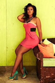 Cute Pink Dress!